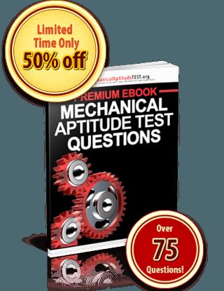 Limited Offer Mechanical Aptitude Test
